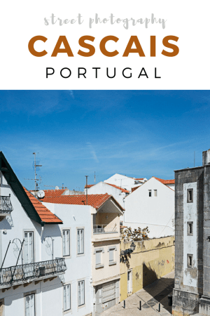 Want to explore the seaside town of Cascais? It's far more than coastline that makes it special. It's a street photographers dream. Here's a look at Cascais through the streets, houses, and details that compose it.