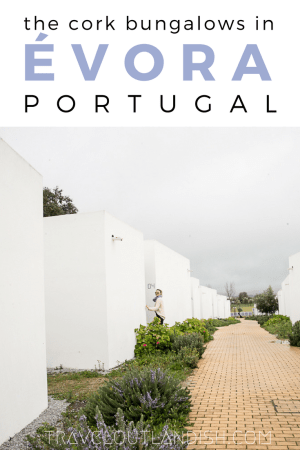 Looking to stay strange in Portugal? Take a peek inside the Ecorkhotel in Evora!