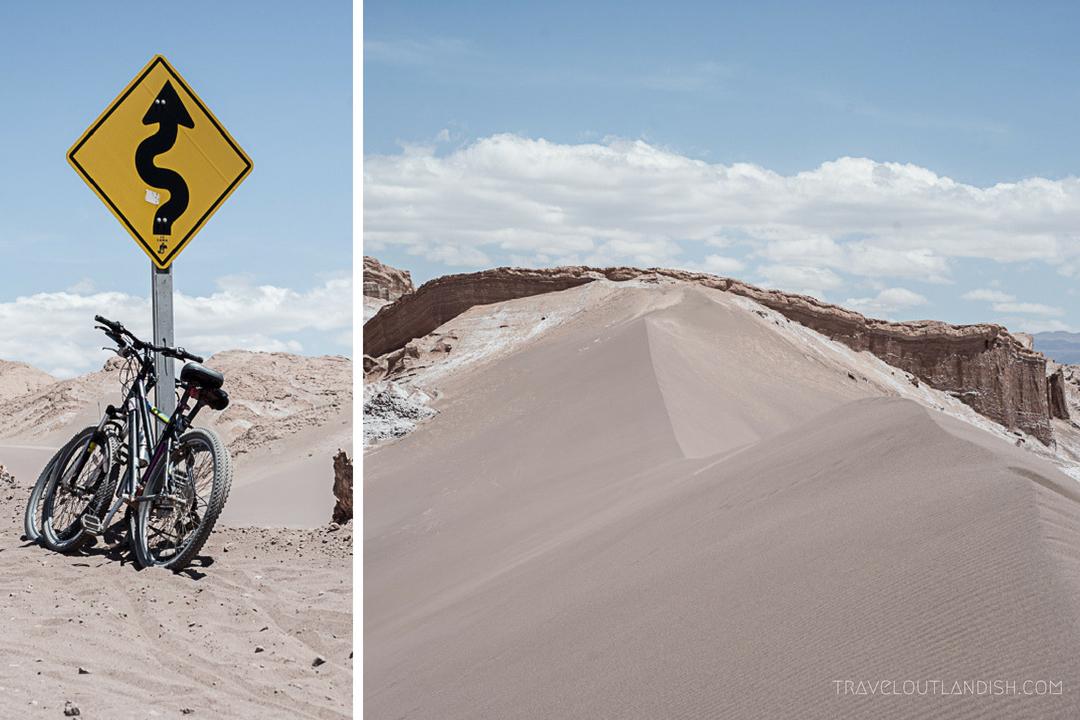 Photos of Chile - Biking in San Pedro de Atacama
