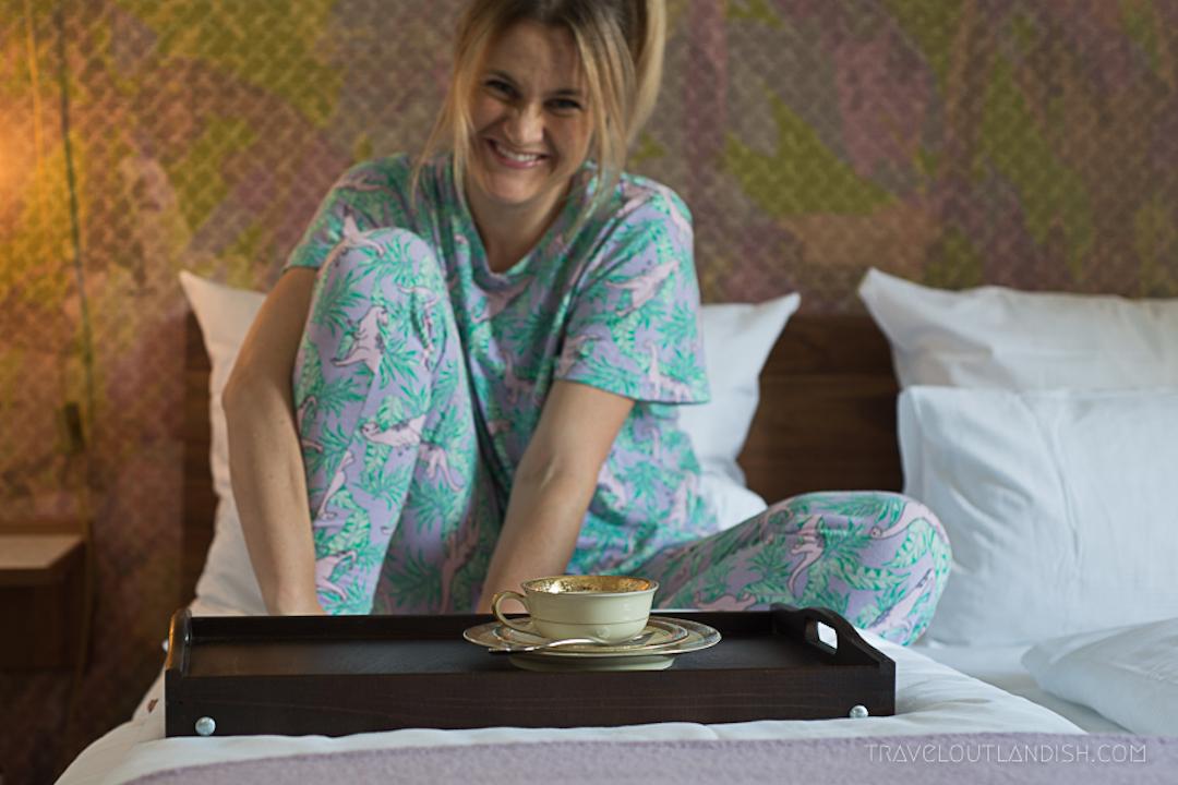 Cool Things to do in Hamburg - Fritz im Pyjama