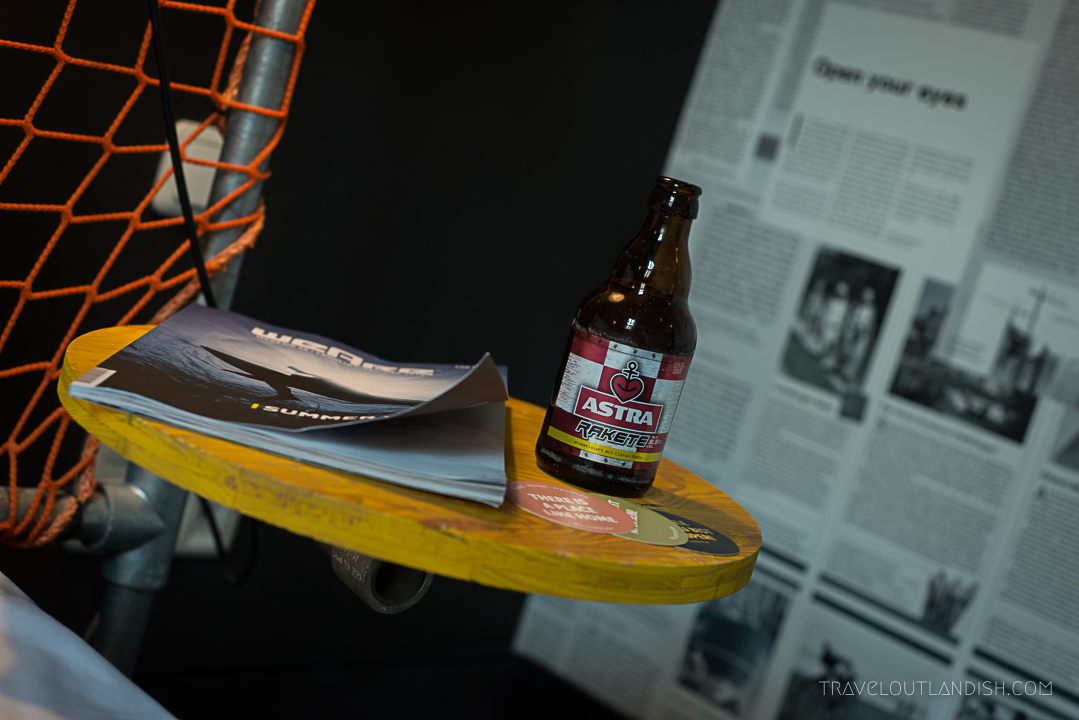 Cool Things to do in Hamburg - Astra Beer