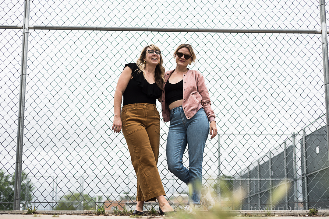 Taylor & Ally at Soccer Pitch in Denver