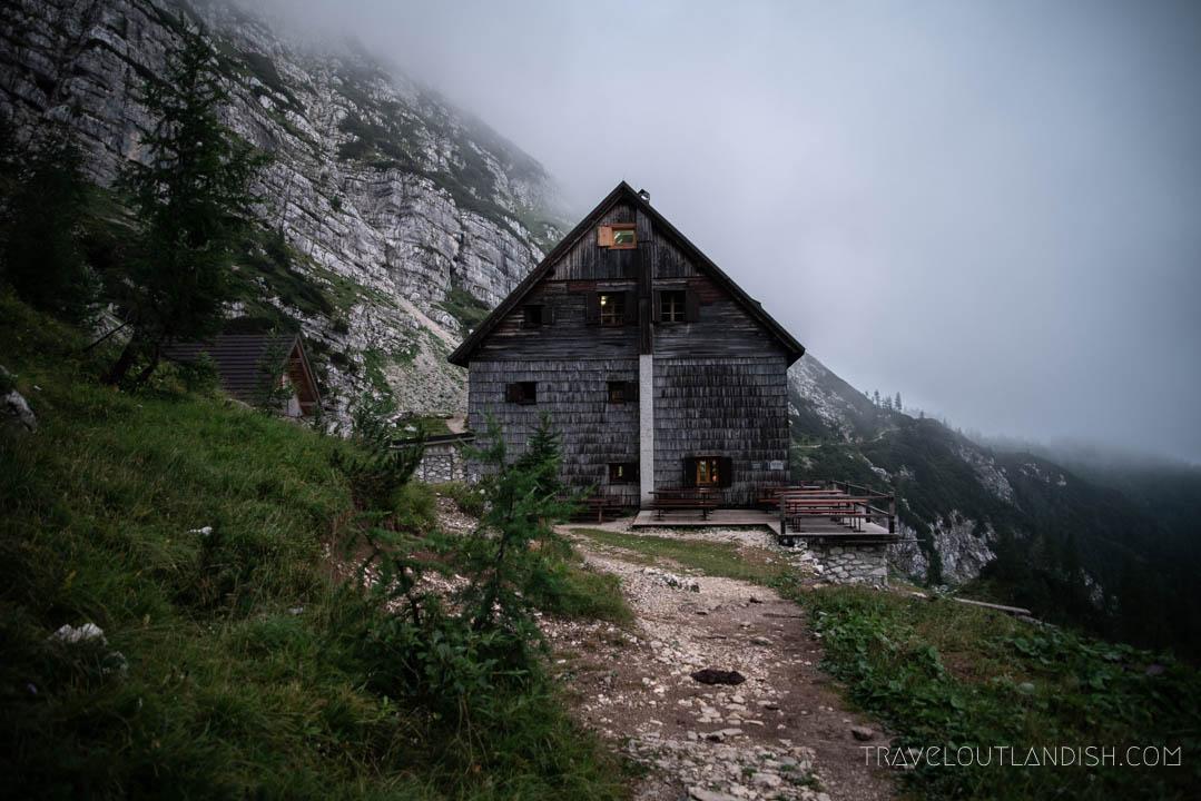 Hut to Hut Hiking in Slovenia - Vodnikov Hut