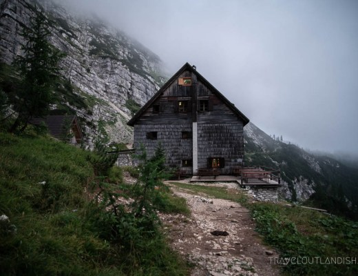 Hut to Hut Hiking in Slovenia - Vodnikov Hut
