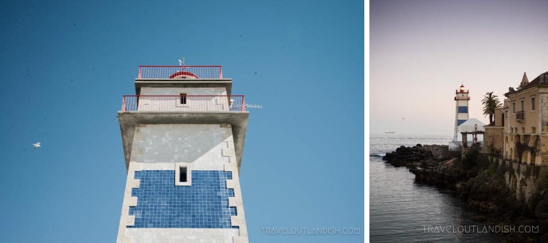 Photos of Portugal - Cascais Lighthouse