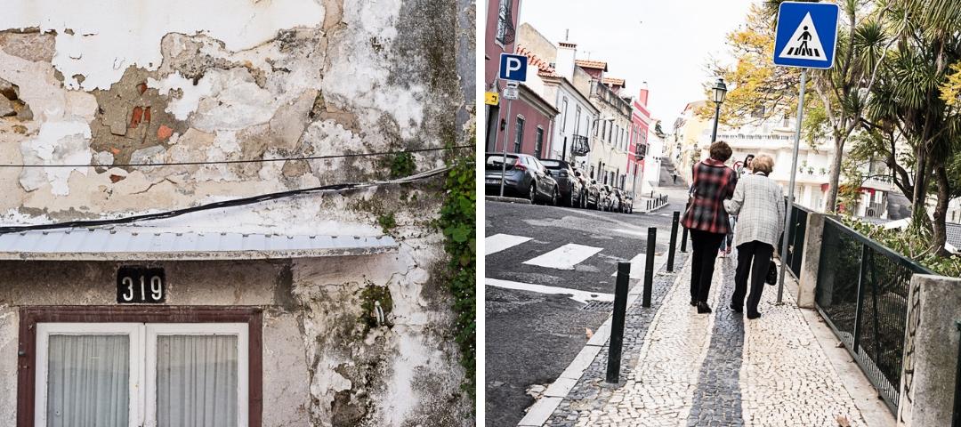 Photos of Portugal - Cascais Street Photography