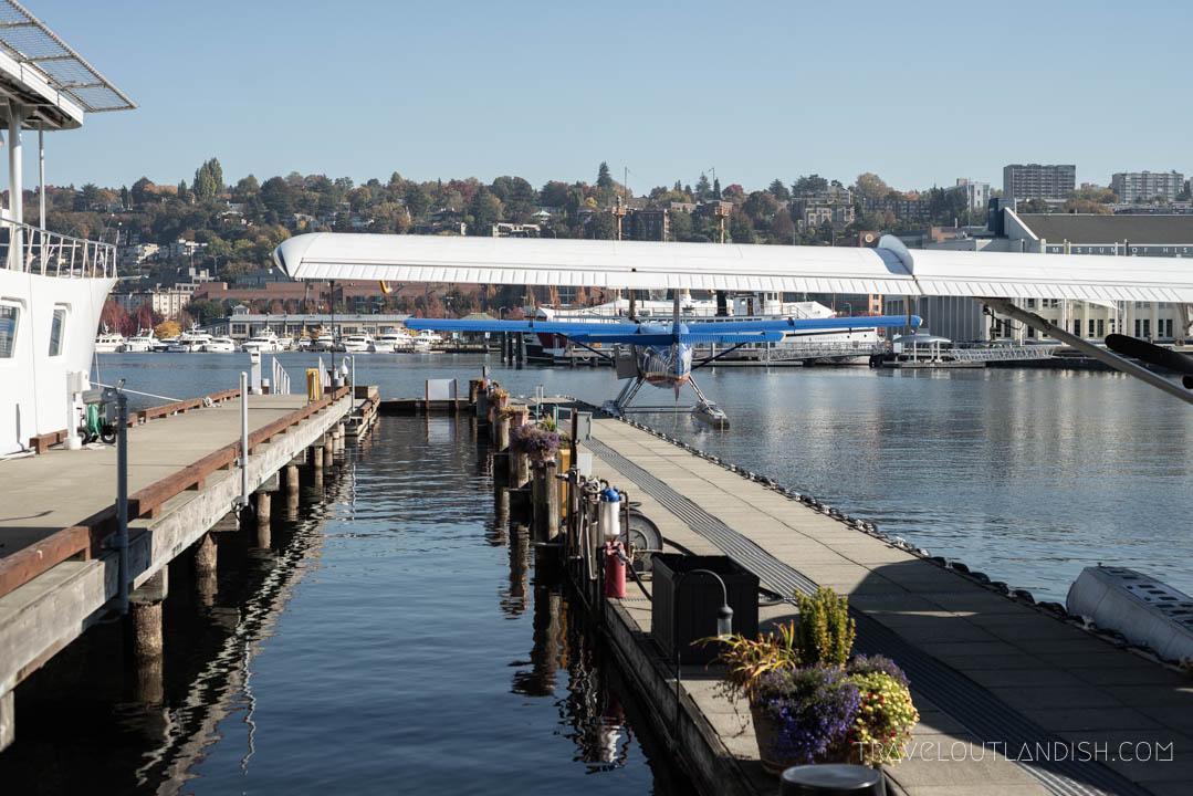 Seaplane Seattle - Seaplane Dock on South Lake Union