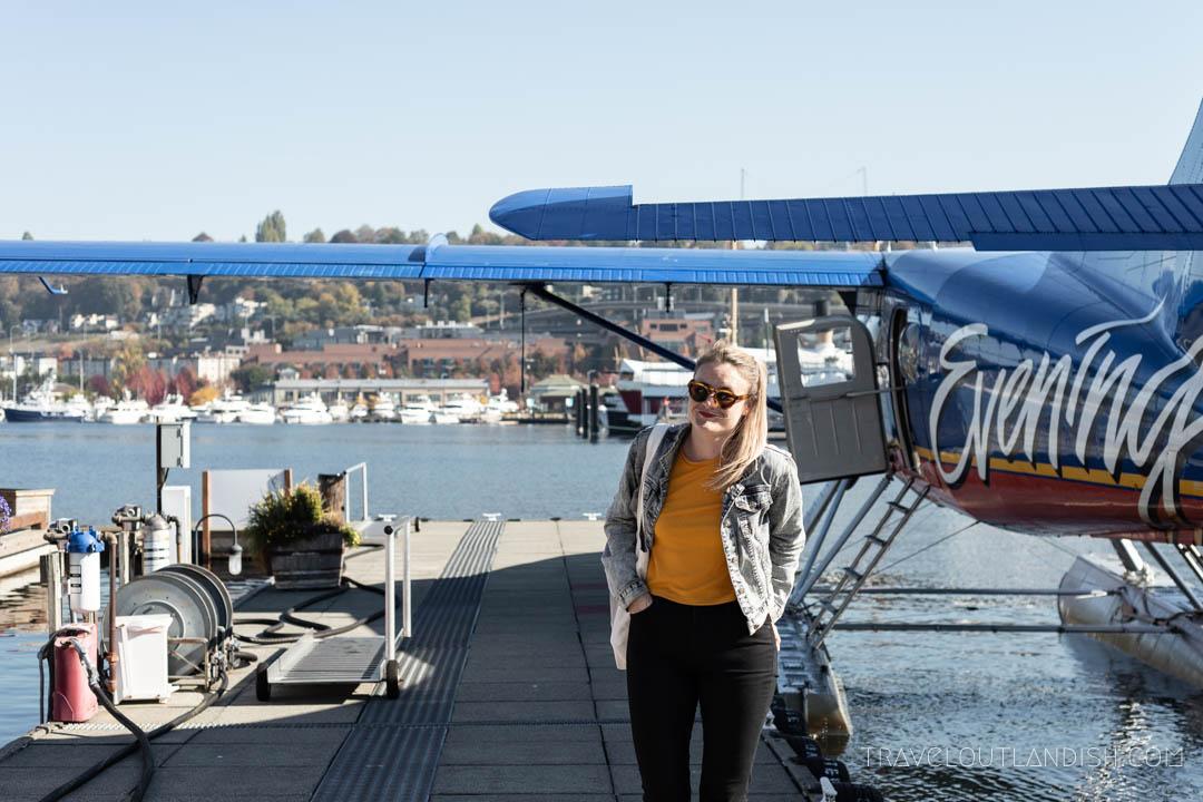 Seaplane Seattle - Exterior of Kenmore Air Seaplane