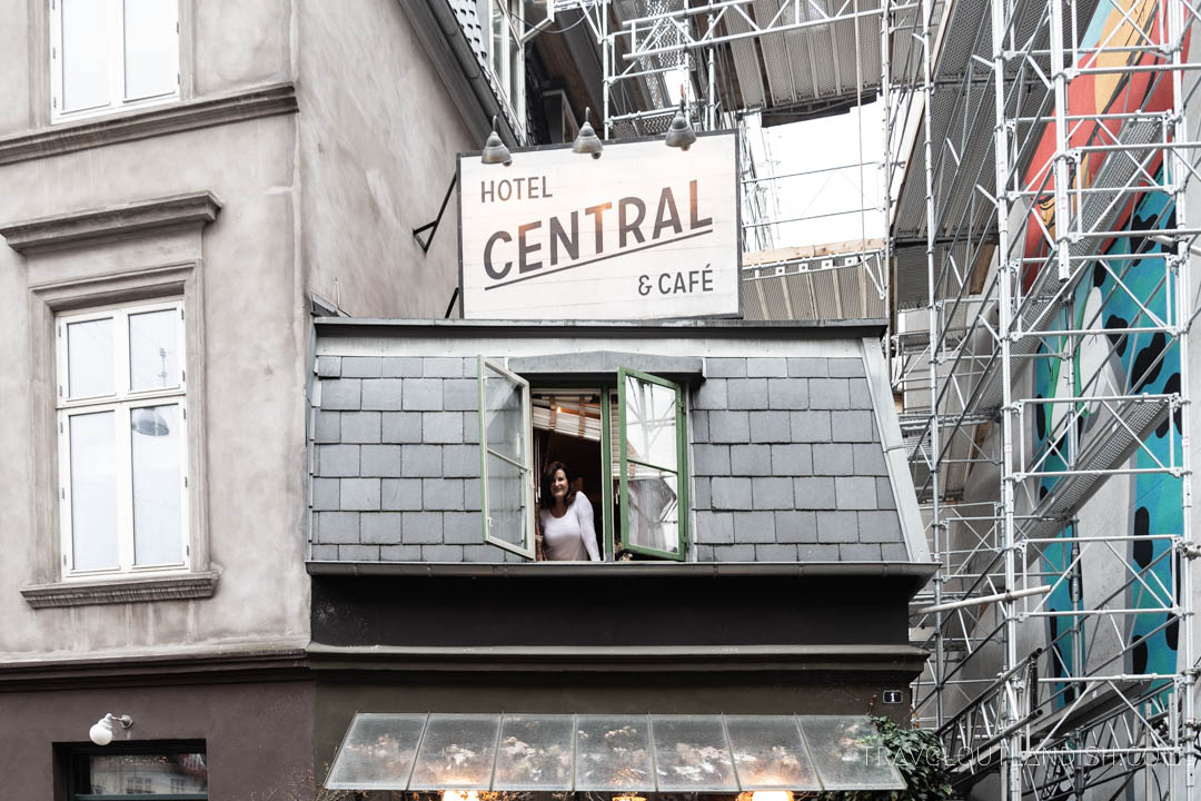 Fun Things to do in Copenhagen- Central Hotel & Café