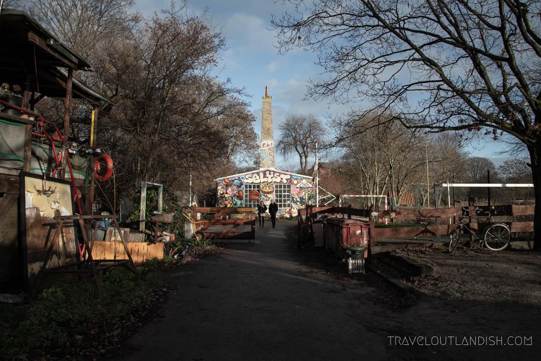 Fun Things to do in Copenhagen - Exploring Freetown Christiania