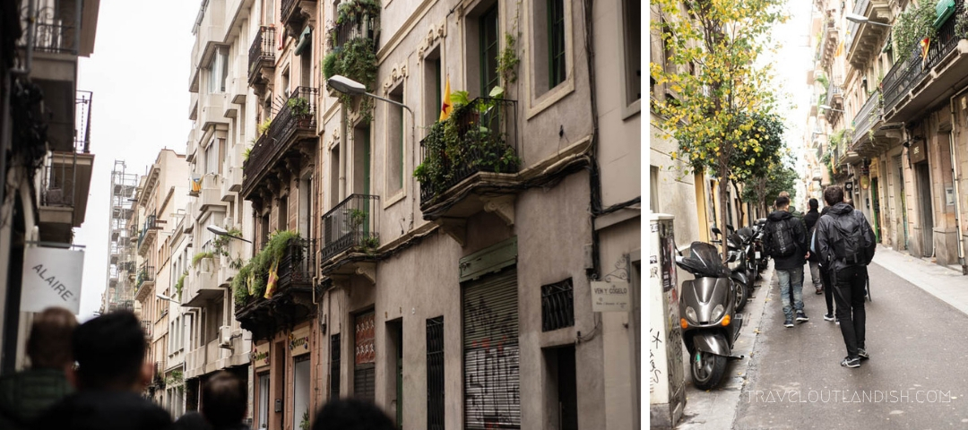Street Food Barcelona - Devour Barcelona Tours