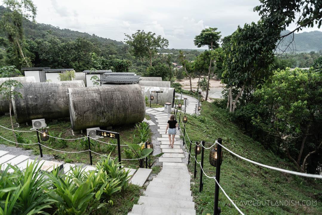 The Culvert Resort in Santubong
