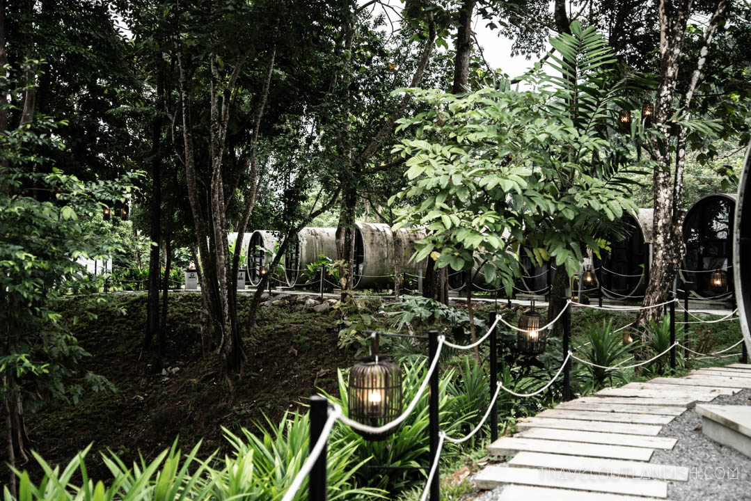 The Culvert Resort in Santubong