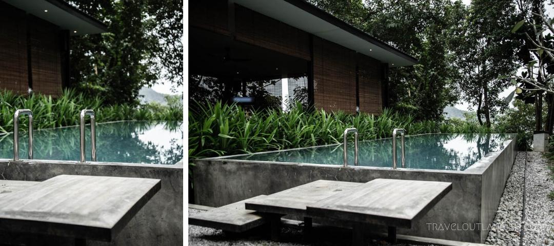 The Culvert Resort in Santubong - Pool