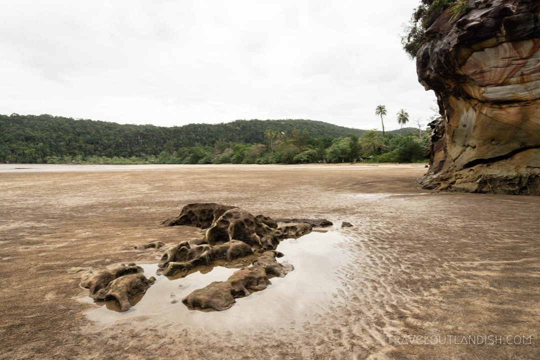 Bako National Park - Low Tide