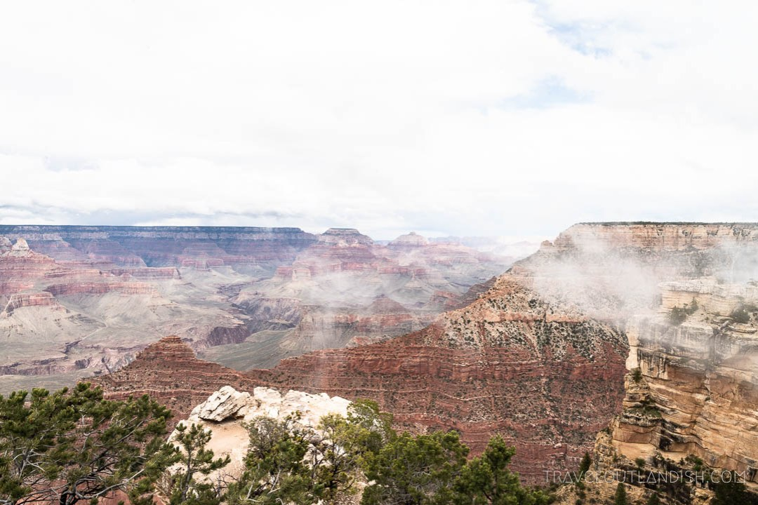 The Grand Canyon is one of 60+ National Parks included in the America the Beautiful Pass