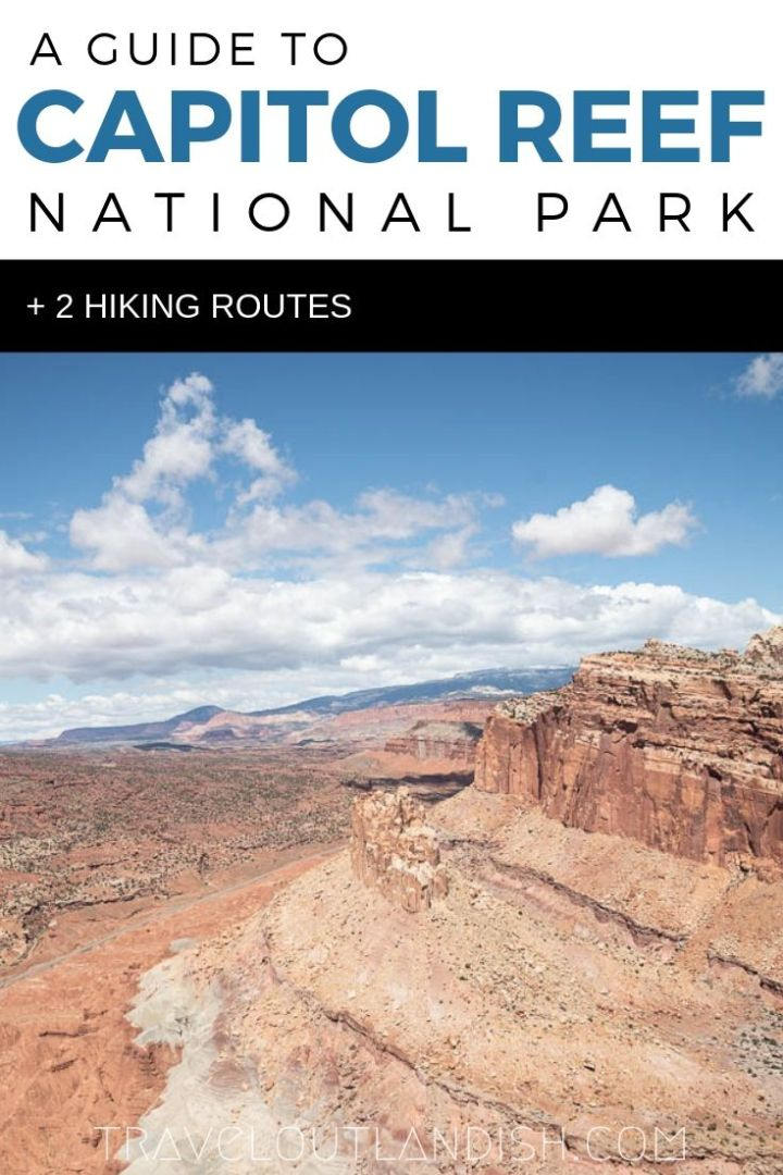 Capitol Reef National Park is the most underrated national park in Utah. There are epic scenic drives, plenty of unusual hikes, and of course, you'll get to see the legendary Waterpocked Fold. Want to discover more about the best things to do in Capitol Reef National Park? Here's a guide to Capitol Reef hiking, camping, and beyond.