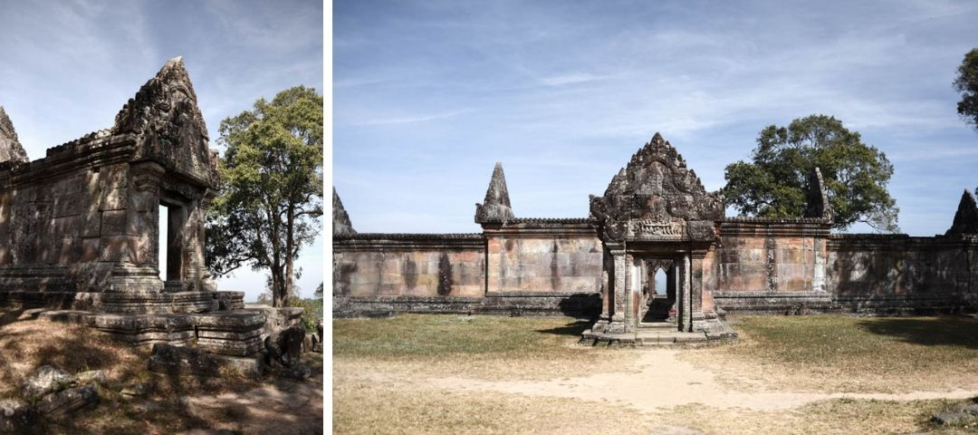 Alternatives to Angkor Wat - Preah Vihear