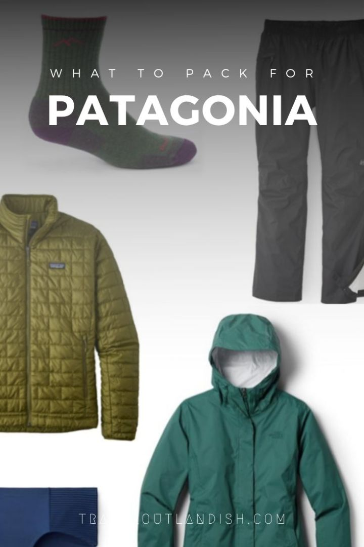 You're about to come face-to-face with the elements. Wondering what to pack for Patagonia? From 3-season equipment to essential hiking clothing, here's your complete Patagonia packing list.