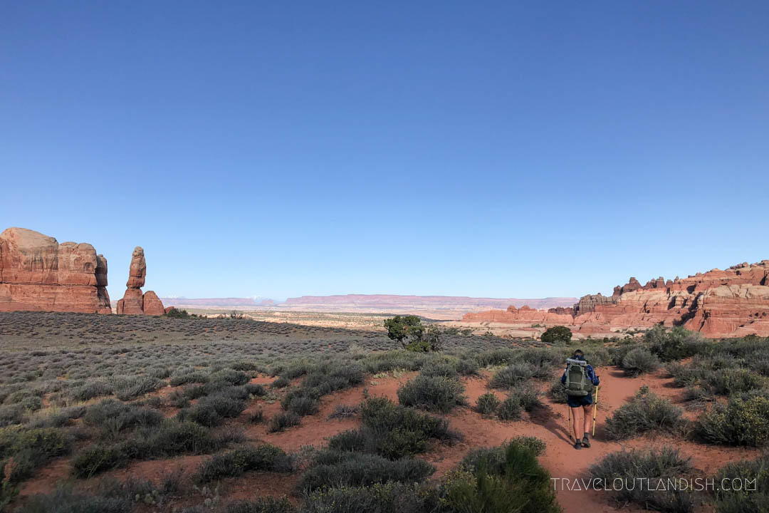 Morning in Canyonlands National Park