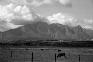 Mountains of South Africa
