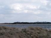 Bird sanctuary looking across to the Sankaty Head lighthouse.