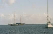 Boat at Pickly Bay