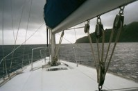 Headed toward St. Lucia