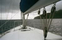 Headed toward St. Lucia