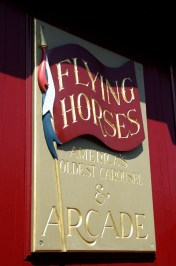 Flying Horses Carousel Oak Bluffs