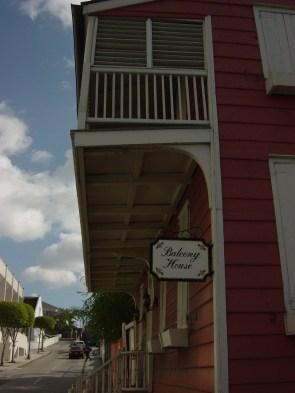 Balcony House, Nassau