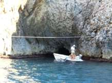 Outside of the Blue Grotto – Bisevo, Croatia