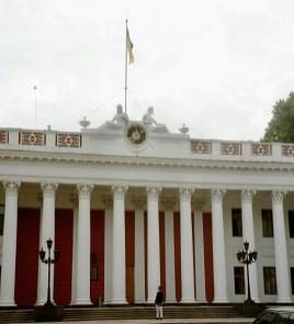 Odessa City Hall,