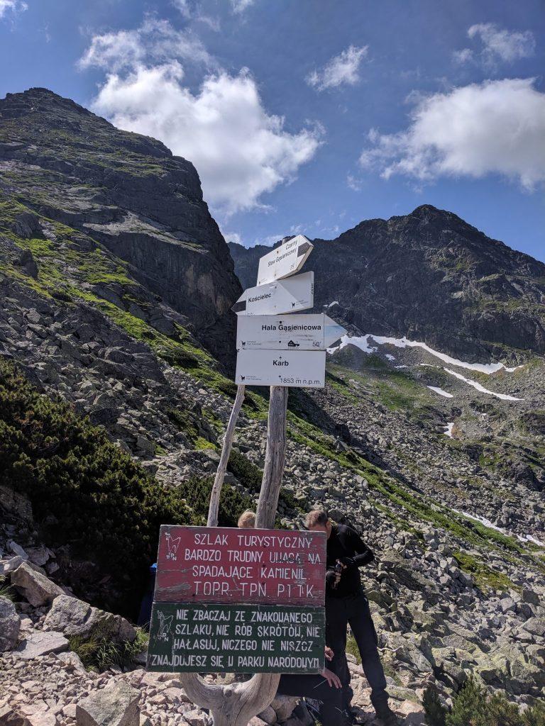 Przełęcz Karb