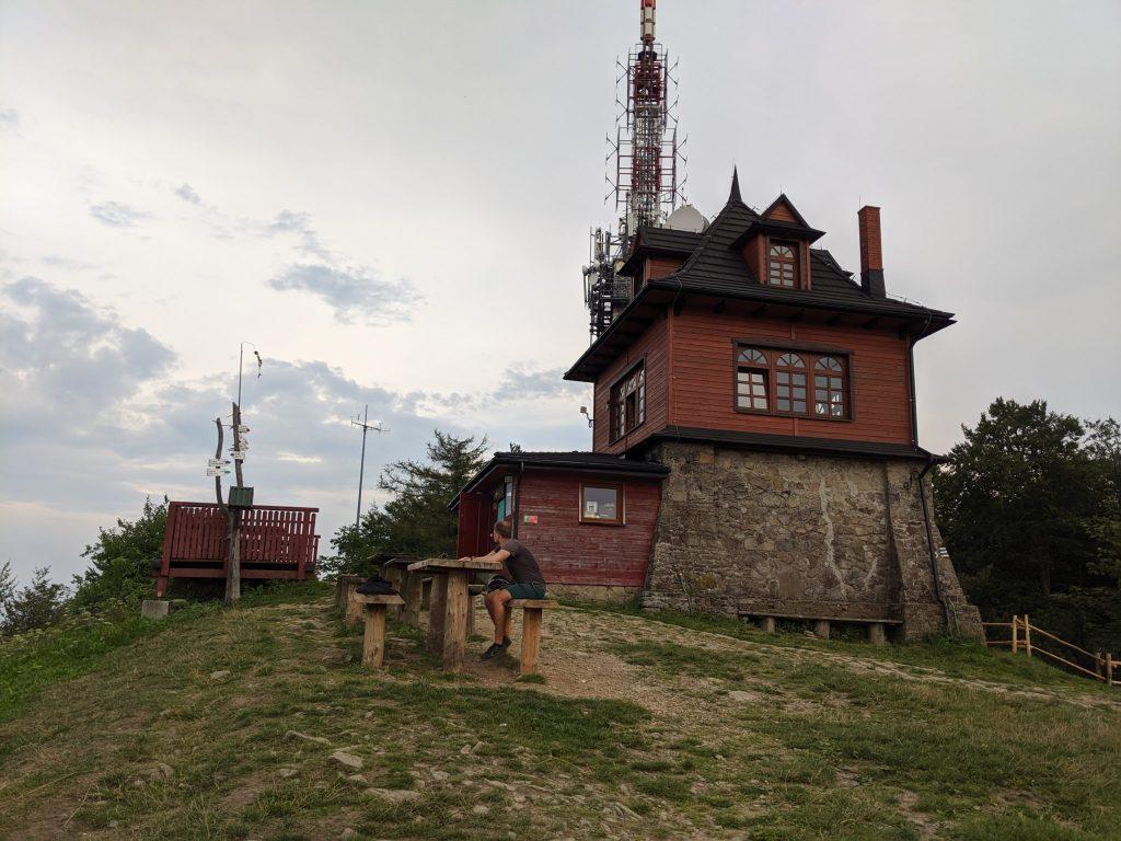 Schronisko PTTK Luboń Wielki