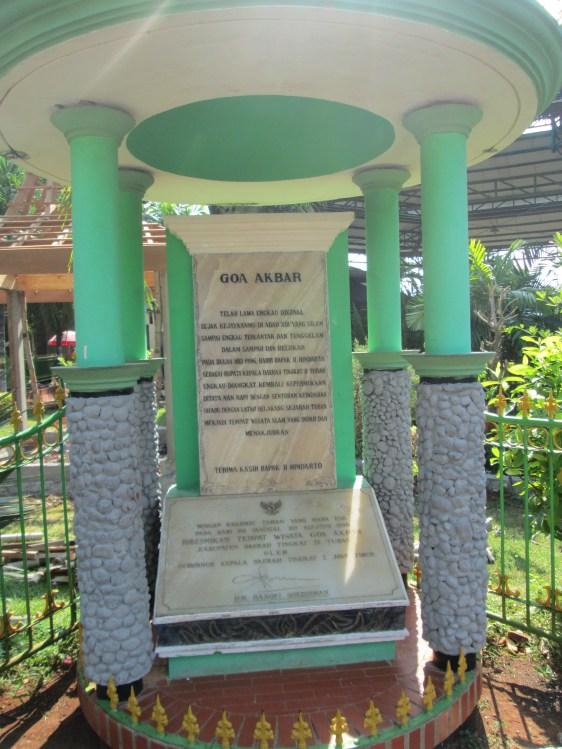 Plang Gua Akbar