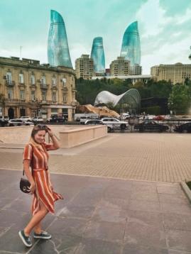 Daga w Baku