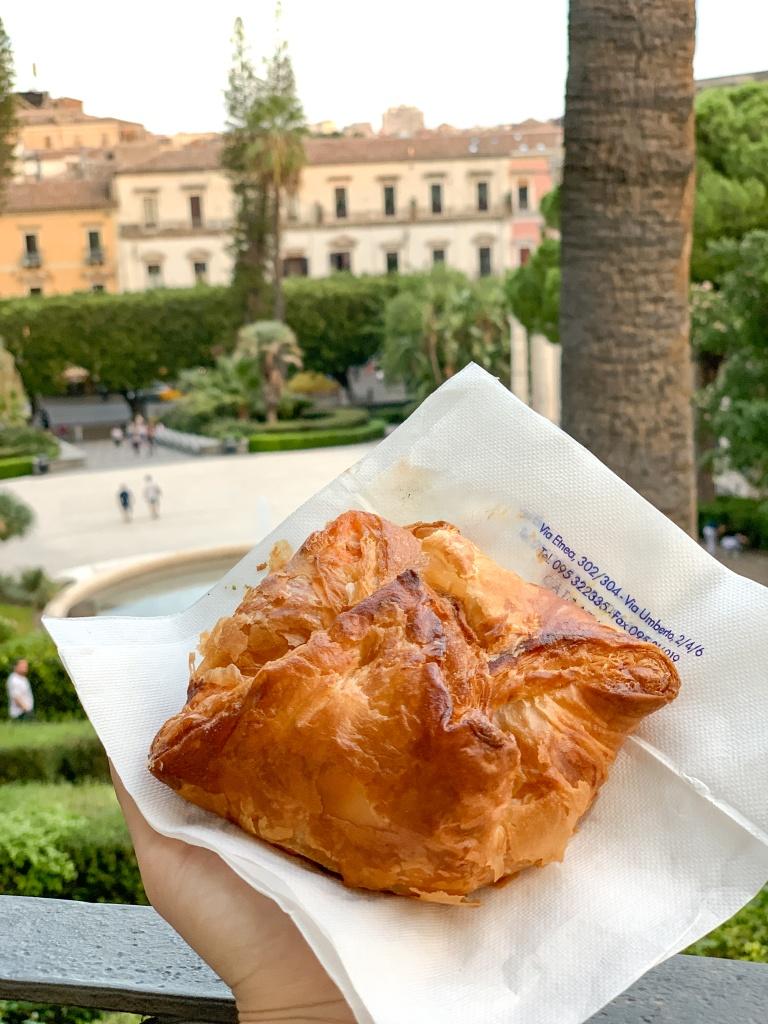 Jedzenie na Sycylii - cipollina