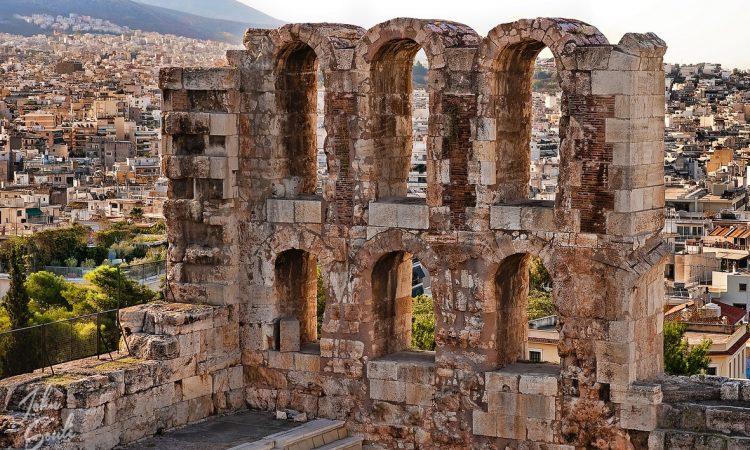 Acropolis, Athens, Greece © John Soule