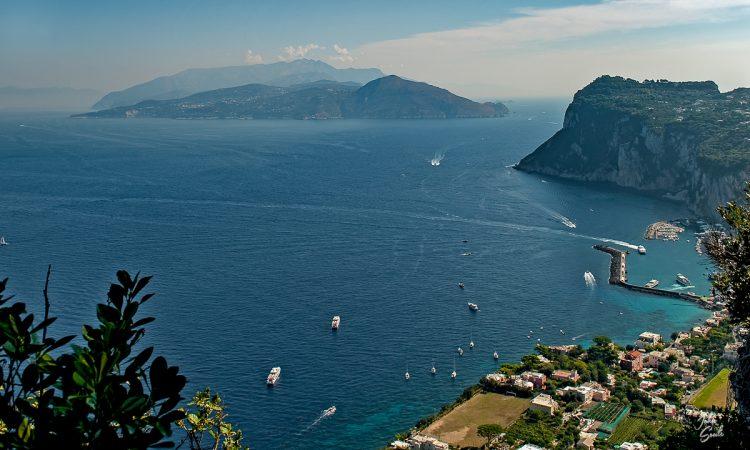 Capri, Italy ©John Soule