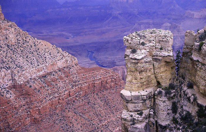 Grand Canyon National Park, Arizona  © Len Rapoport