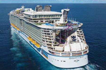 RCL - Harmony of the Seas World's Largest Cruise Ship