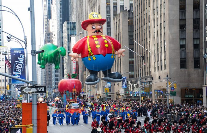 Macy's Thanksgiving Day Parade - © Len Rapoport