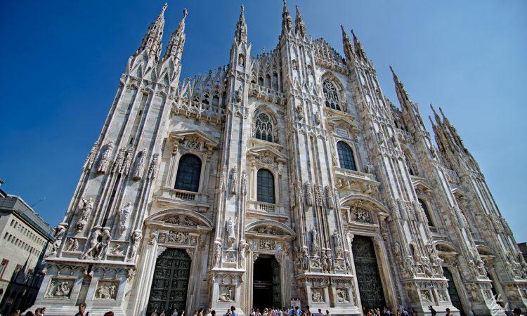 Milan, Italy © John Soule