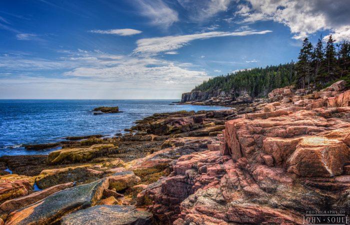 Acadia, Maine © John Soule