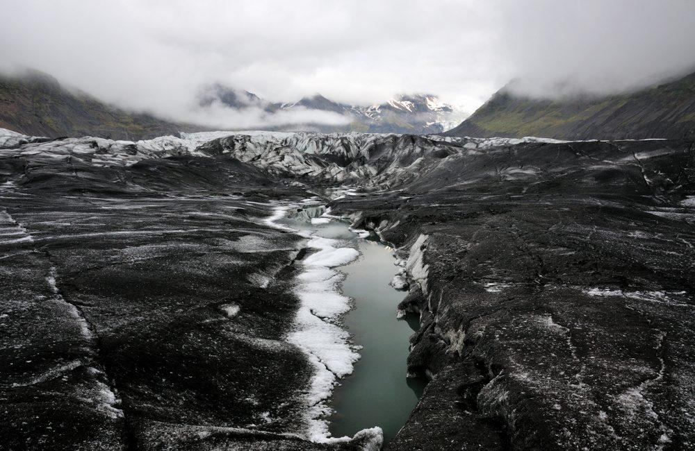 Vatna Glacier, Iceland