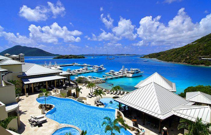 Scrub Island Resort U.S. Virgin Islands