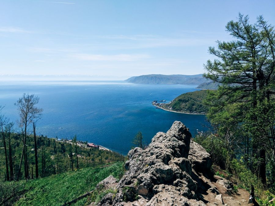Places to visit in Russia Number 2 - Lake Baikal