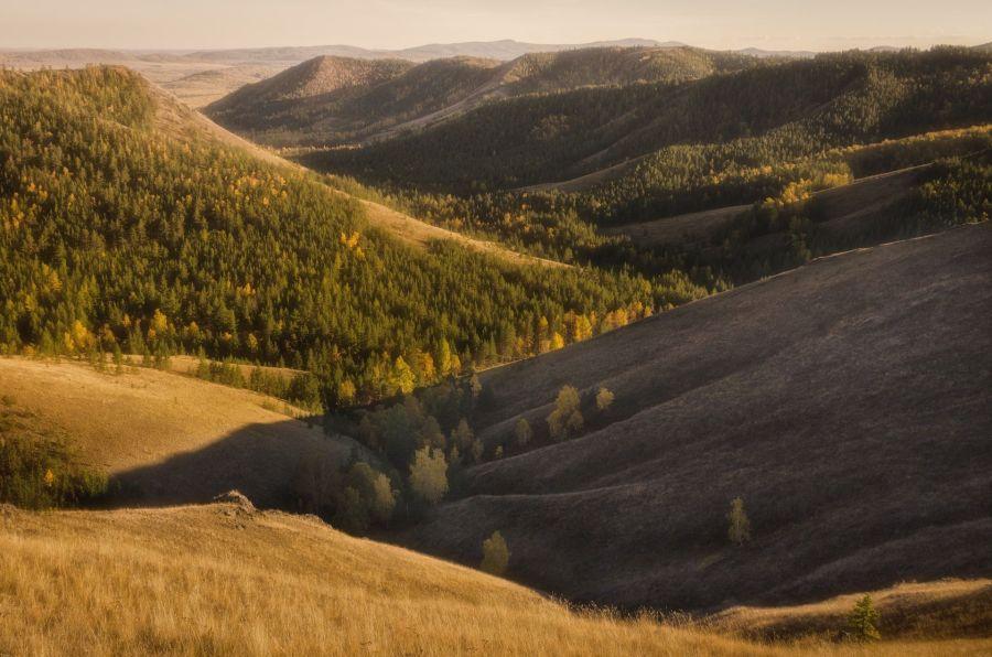 Stunning Ural Mountains