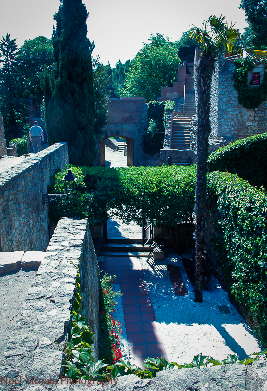 Girona ramparts